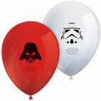 Star Wars balloner 8 stk