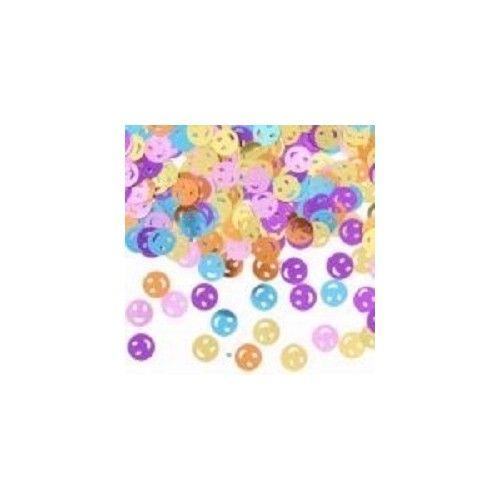 Smiley konfetti