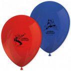 Spiderman balloner 8 stk