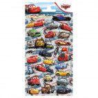 Stickers med Disney Cars