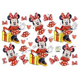 3D ark Dan Design 13561 Minnie Mouse