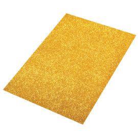 mosgummi-plade-guld-glitter