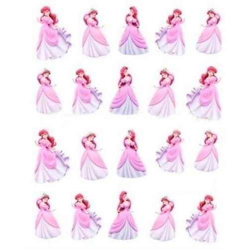 Disney Ariel negle stickers