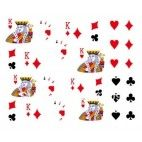 Casino negle stickers