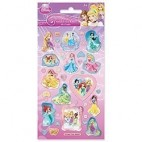 Disney Prinsesser folie stickers