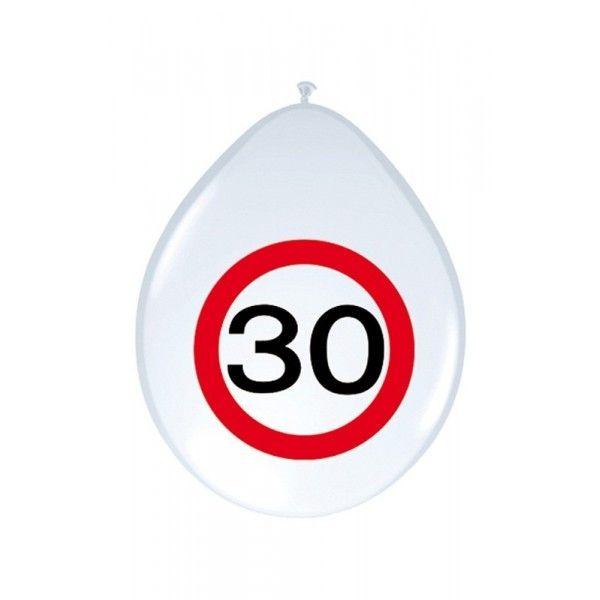 Ballon, 30 års fødselsdag