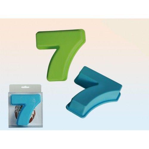 Silikone bageforme nummer 7