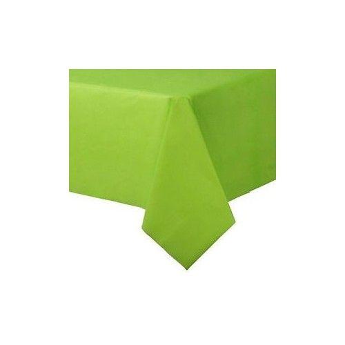 Plastikdug, limegrøn