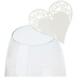 Bordkort-til-glas-hvid-hjerte