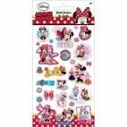 Minnie Mouse folie stickers