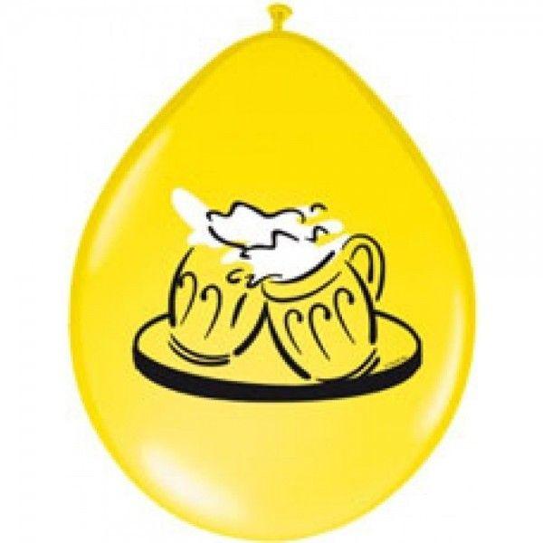 Oktoberfest ballon, øl, 1 stk