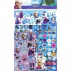 Frozen stickers, mega