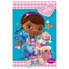 Doc McStuffins invitationer