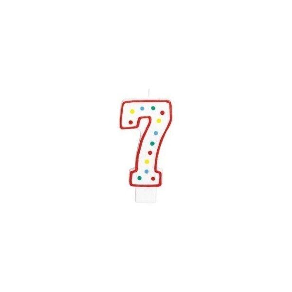 Lagkagelys, nummer 7