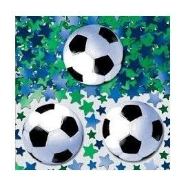 bordpynt-fodbold-konfetti