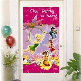 fødselsdag-Klokkeblomst-dør-dekoration