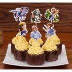 Sofia den første cupcake pynt