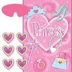 Disney Prinsesser spil, hjertespil