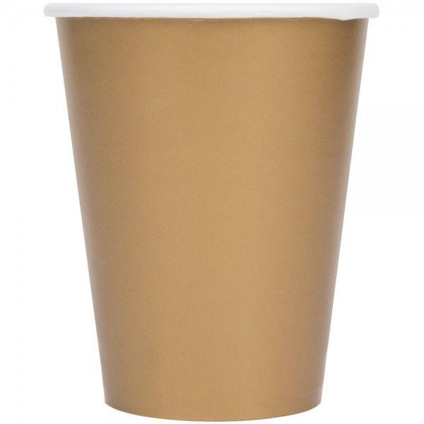 Guld papkrus, 1 stk