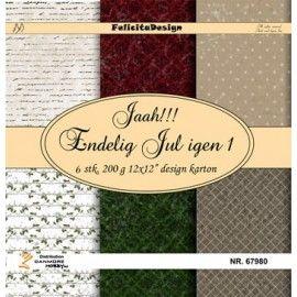 Felicita design - Jaa!!! Endelig jul 1 - 67980