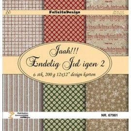 Felicita design - Jaa!!! Endelig jul 2 - 67981