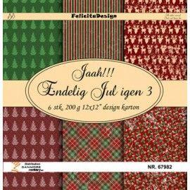 Felicita design - Jaa!!! Endelig jul 3 - 67982