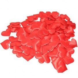 bordpynt-små-røde-stof-hjerter