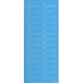 stickers_klistermærker_lyseblå_barnedåb_tekst