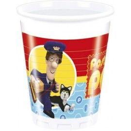 Postmand-Per-fødselsdag-kopper