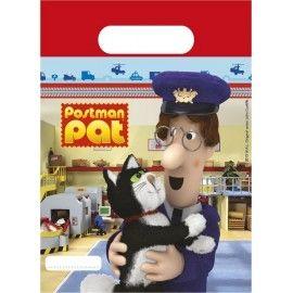 Postmand-Per-slik-poser