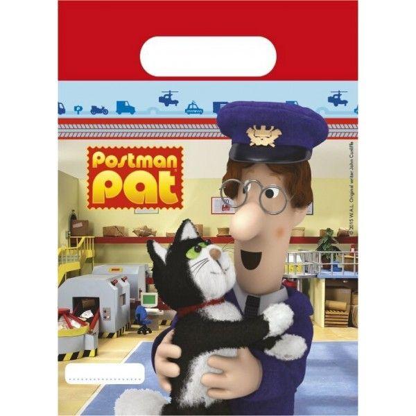 Postmand Per slikposer, 1 stk