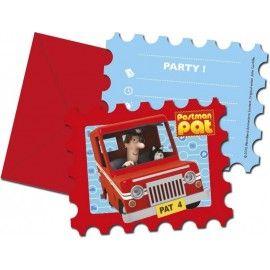 Postmand-Per-fødselsdag-invitationer