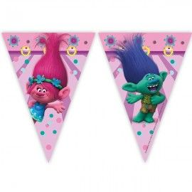 Trolls-børnefødselsdag-vimpel-guirlande