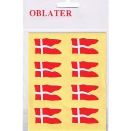 Oblater split flag
