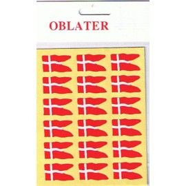 Oblater split flag