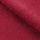 Hobbyfilt kraftig 3mm bordeaux