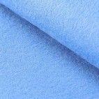 Hobbyfilt kraftig 3mm lyseblå