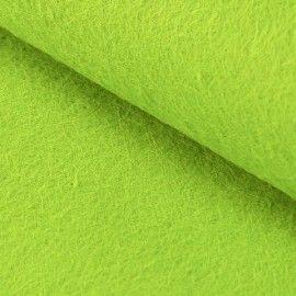Hobbyfilt-kraftig-æble-grøn