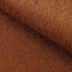 Hobbyfilt kraftig 3mm brun