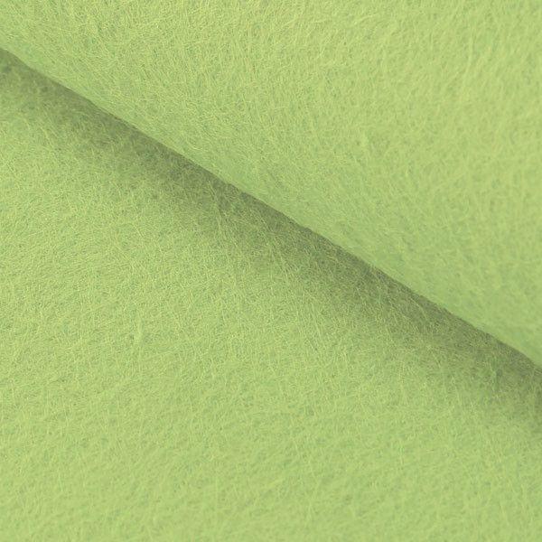 Hobbyfilt kraftig 3mm pistacie grøn