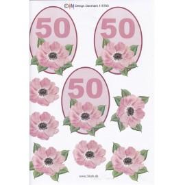 3D-ark-50 år-lyserød