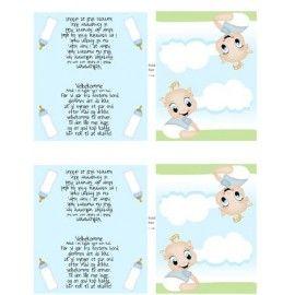 Barnedåb-bordkort-dreng