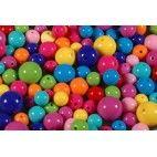 Perler plastik mix runde