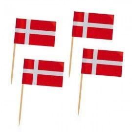 Dannebrog-lagkageflag