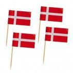Dannebrog lagkageflag