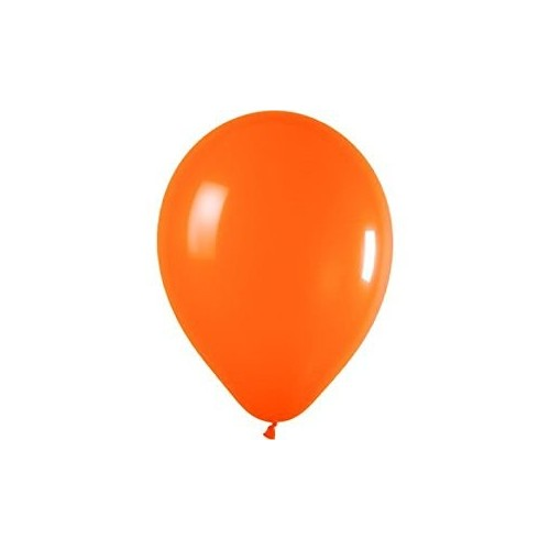 Orange-ballon-60-cm