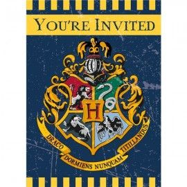 Harry-Potter-invitationer