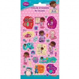 Doc_Mcstuffins_folie_stickers