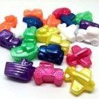 Perler med transportmidler