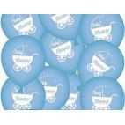 baby shower balloner dreng